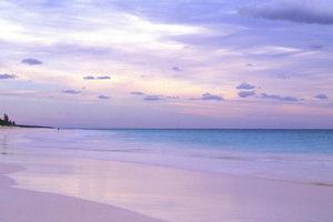 去巴哈马邂逅粉色沙滩