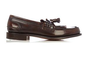 百年历史的手工皮鞋