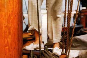 将海风带进都市的船鞋