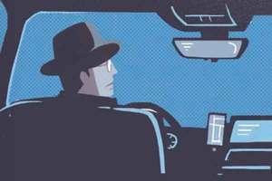 你可能坐不起滴滴豪车,但可以听听豪车司机们的故事