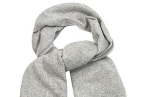 舒适易衬的羊毛围巾
