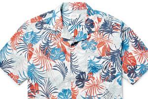 拥抱热带的最佳短袖衫就是这件