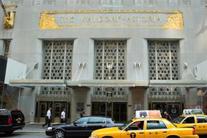 作为酒店传奇的纽约华尔道夫要关门装修了,以后将变成私人公寓