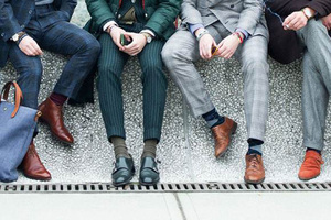 应该何时卷起你的裤脚?