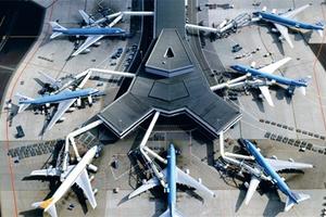 """荷兰科学家要在机场建造一条圆形的""""无限跑道"""""""