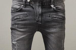 你有穿紧身牛仔裤的身材么?