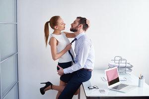 办公室性爱的秘密