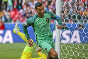 2017联合会杯小组赛第2轮:俄罗斯0-1葡萄牙