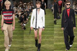 Dior Homme充满夏日气息的全新系列发布