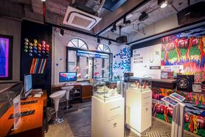 Adidas Originals 于上海旗舰店举办 ICON DECON RECON经典原创派对