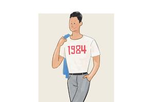 每日穿搭|用T恤标明自己的态度