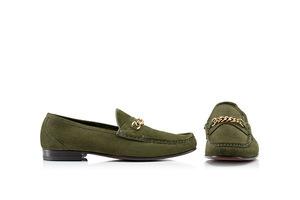 TOM FORD推出YORK CHAIN LOAFERS乐福鞋履系列