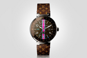 LV推出全新智能手表,MO&Co.母公司EPO将推出男装品牌