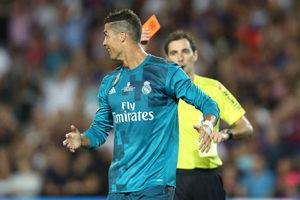 西班牙超级杯首回合:巴塞罗那1-3皇家马德里