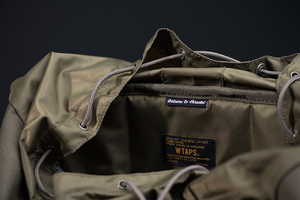 Herschel Supply隆重推出WTAPS® 联名系列