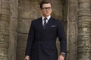 穿西装的英国特工 一定要双排扣