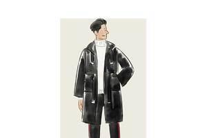 每日穿搭|想成为银翼杀手?先拿出一件像样的雨衣