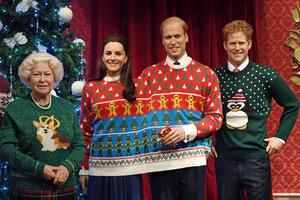 英国皇室过年都穿丑毛衣,那我们穿不穿?
