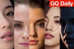 中国最美面孔是鞠婧祎,全球排名超过了娜塔莉·波特曼 | GQ Daily