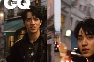 GQ50问 | 微距考验:许魏洲的脸都已经贴上镜头了