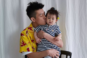 陈冠希:世界很混乱,我只想做个好爸爸