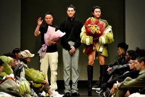 "F/FFFFFF 2019秋冬发布会,用时尚的笔触""影""爆全城"