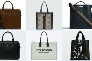 型男都愛用的十大手提包
