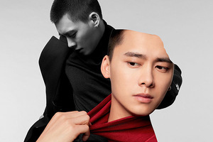 BOSS宣布全球品牌代言人——李易峰