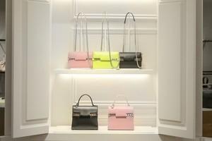摩登创新,精巧工艺  Delvaux 2020 年春夏系列新品北京国贸店惊喜呈现