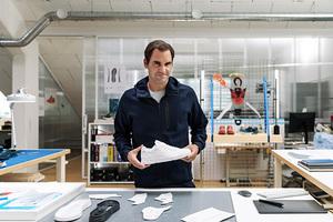 罗杰·费德勒和瑞士运动品牌On昂跑合作推出 以网球为灵感的高科技运动鞋