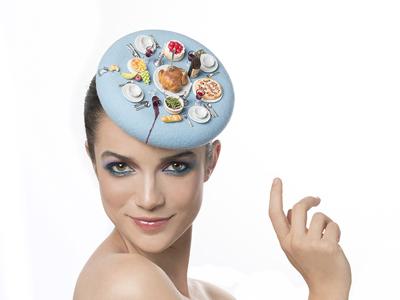 帽饰 设计 手绘图