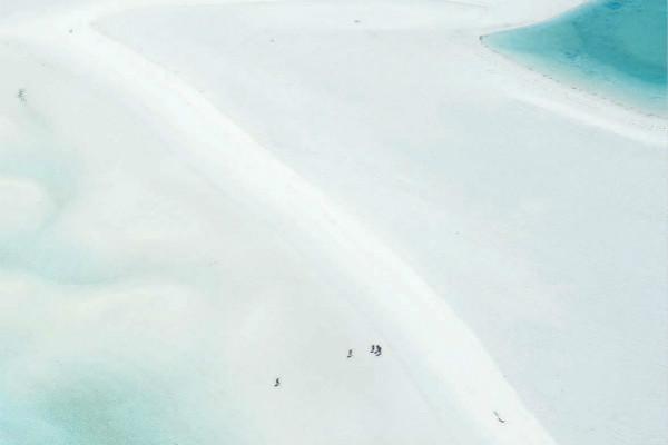 从俯瞰到仰望,大堡礁别样之美