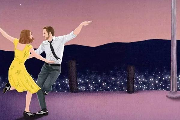 《爱乐之城》没看够,这个歌舞片片单让你看个够