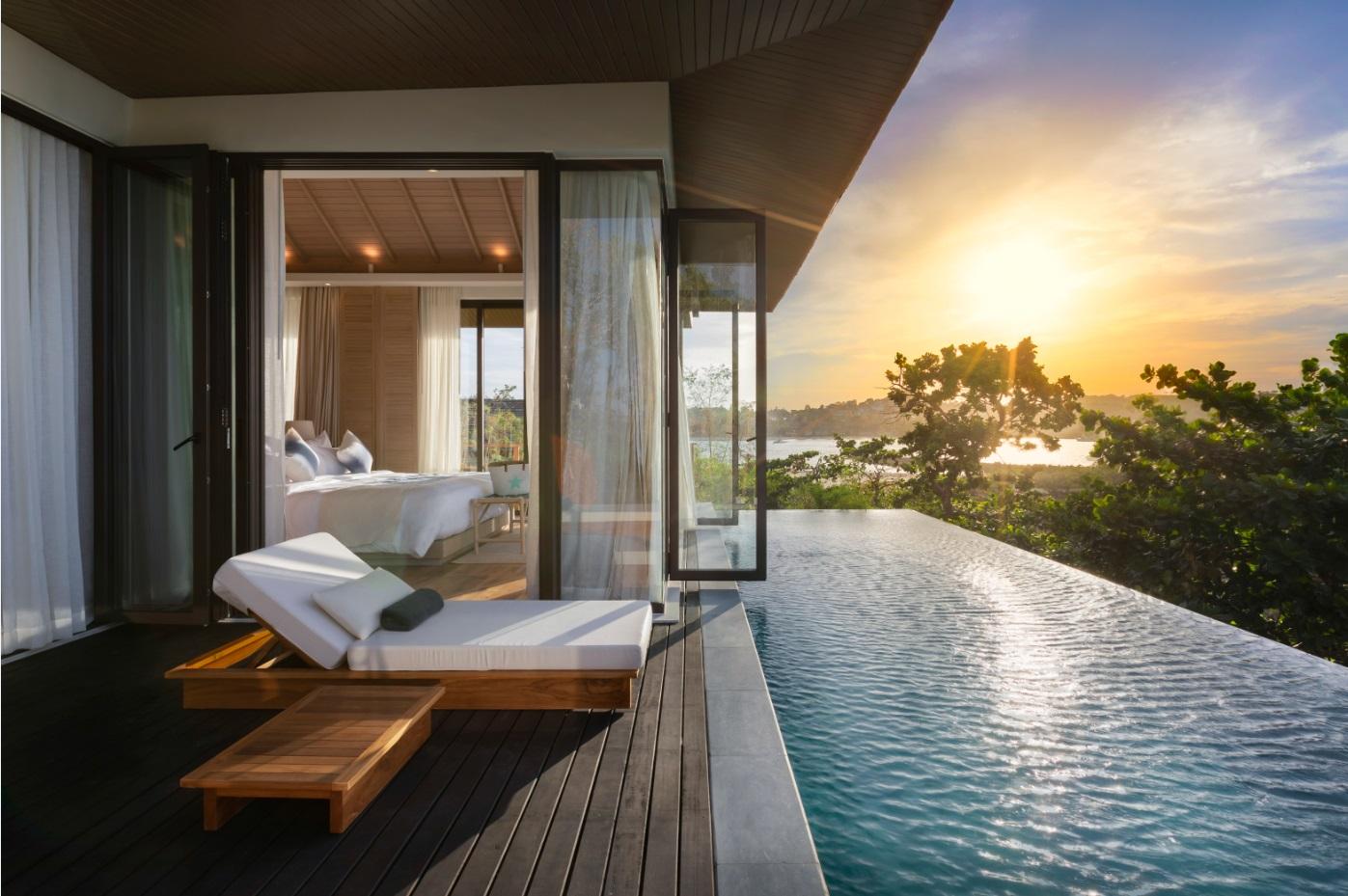 苏梅岛再添奢华泳池别墅度假酒店 私人小岛打造天堂秘境