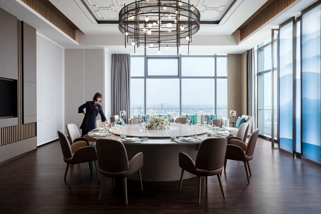 壹路相伴感恩回馈 张家港万豪酒店开启一周年庆祝活动