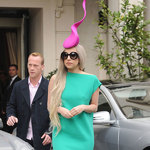 Lady Gaga生日快乐,震动时尚界的50个传奇...