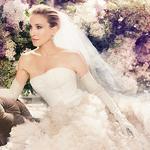 《欲望都市》女主角推出婚鞋系列