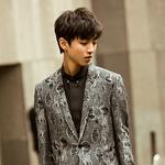 TFBOYS队长王俊凯帅气演绎Dior Homme 2017系列