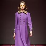 梅赛德斯-奔驰中国国际时装周 意大利设计师 VIVETTA 时尚美学闪耀京城