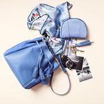 """Longchamp""""珑骧""""2017春季PÉNÉLOPE系列 献给每一位母亲"""