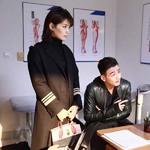 刘涛身着Neil Barrett出演电视剧《欢乐颂2》