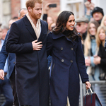 英国准王妃Meghan Markle 携Strathberry手袋首次出席王室活动
