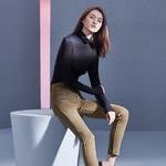 H&M 亚洲剪裁系列长裤—专为亚洲女性设计