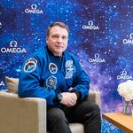 欧米茄携手NASA宇航员特里·弗茨 (Terry ...
