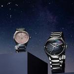 星辰相伴 真愛永恒 RADO瑞士雷達表推出True真系列七夕情人節特別款自動機械腕表