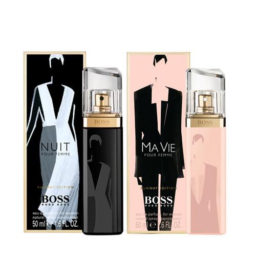 BOSS女士香水系列2