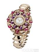 2014巴塞尔新品 宝格丽DIVA高级珠宝腕表系列