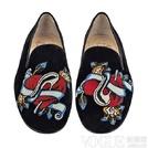 Christian Louboutin推出鞋履刺绣服务