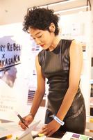 「SPACE ROCK 摇滚银河星!」Luxury Rebel × 赤坂沙世联名系列发布派对,要你用一字带摇滚这个夏天!