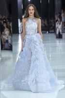 高级定制时装周上,最美的新娘礼服造型